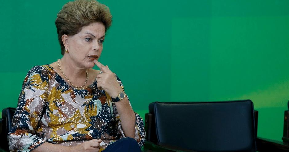 A presidente Dilma Rousseff, em setembro de 2015 - Foto Pedro Ladeira/Folhapress