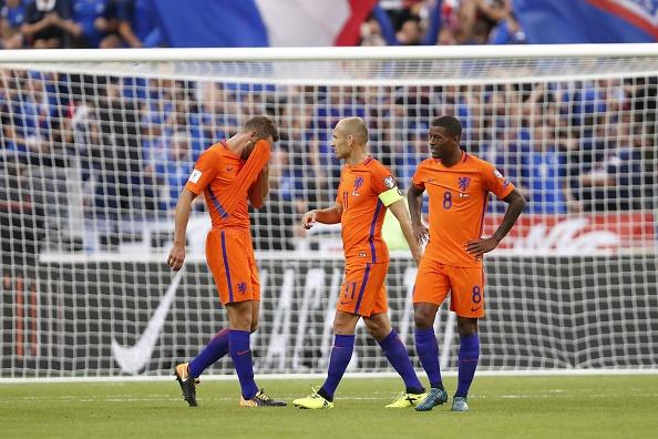 A seleção da casa dominou o jogo do primeiro ao último minuto 16766165b9c1c