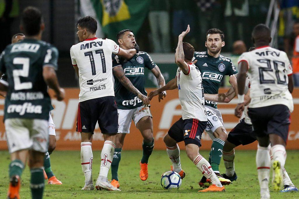 Um empate seria ótimo para o Palmeiras 96adadea18fb2