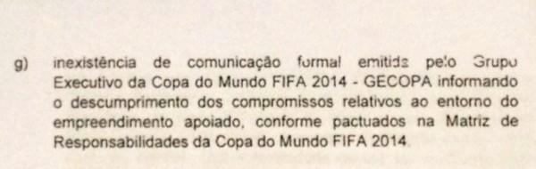 Veja no contrato que, para receber dinheiro do BNDES, o Corinthians tem cumprir compromissos relativos ao entorno do Itaquerão para a Copa-2014