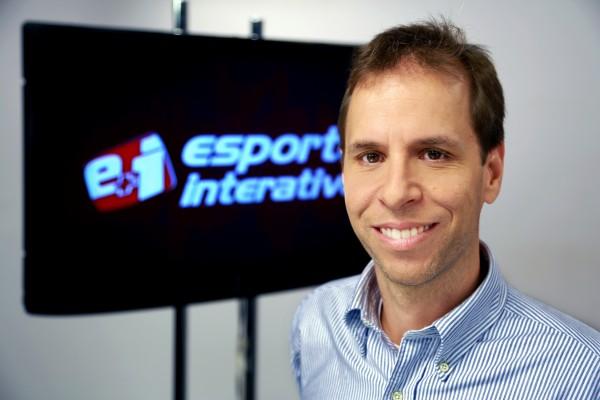 Edgar Diniz, presidente do canal Esporte Interativo, que comprou a Liga dos Campeões