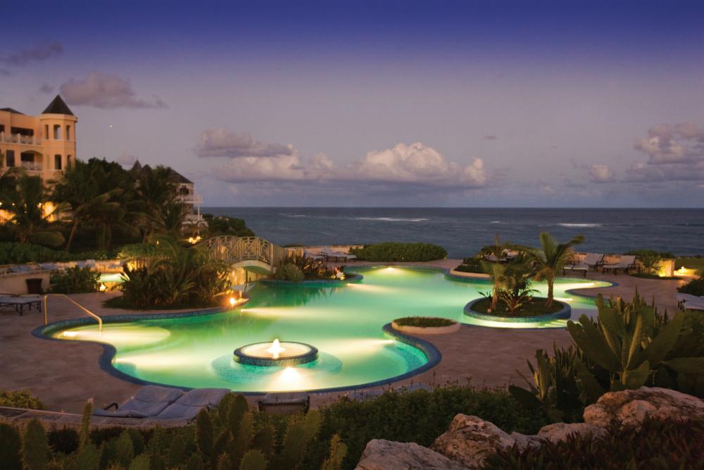 Pool Complex by dawn