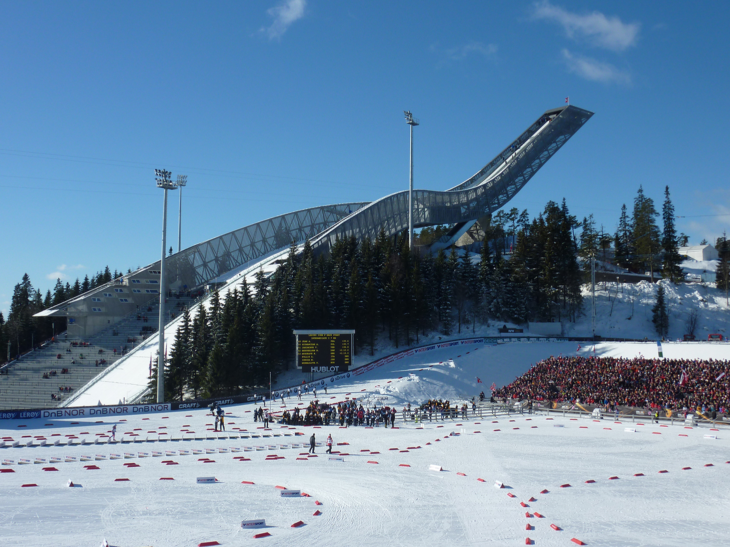 Holmenkollen Ski Jump – Foto: VISITOSLO/Yuri Sali