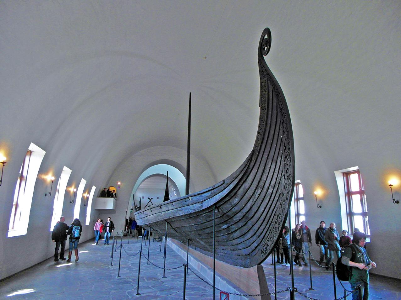 Viking Ship Museum – Foto: VISITOSLO/Tord Baklund