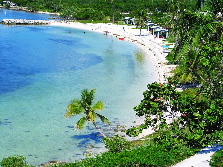 Bahia Honda landscape