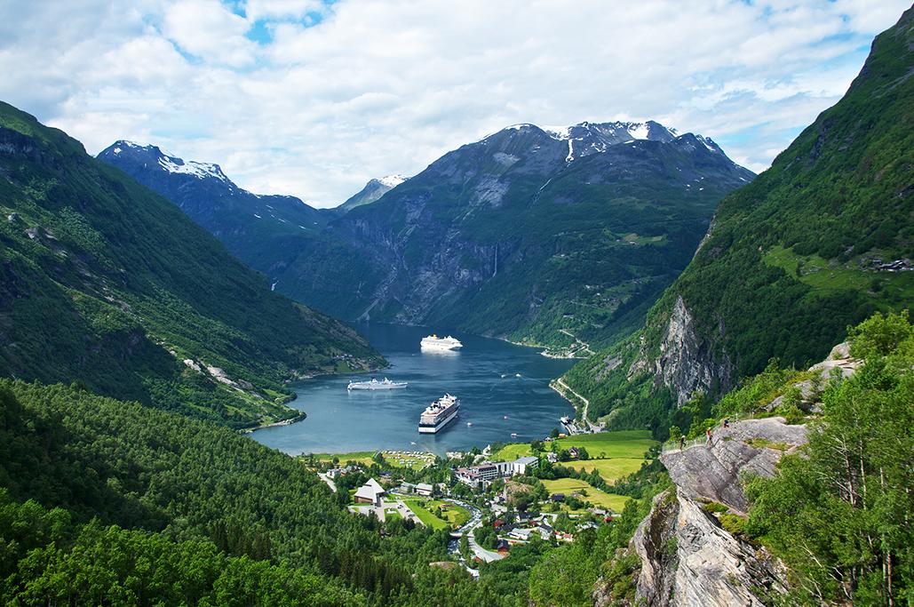 Geiranger – Foto: Innovation Norway