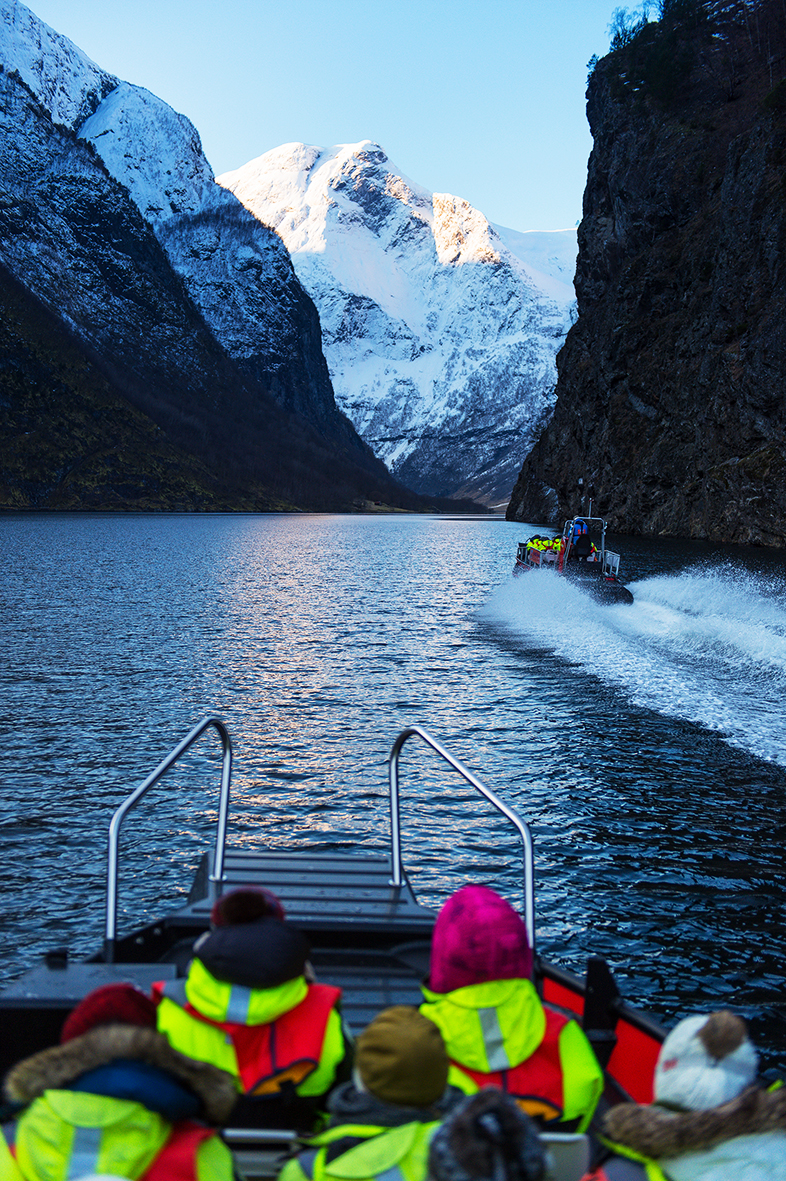 Fjordsafari - Foto: Innovation Norway