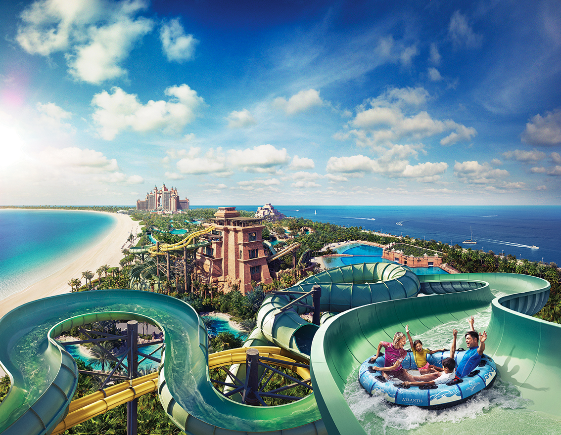 Foto: Aquaventure Waterpark at Atlantis The Palm
