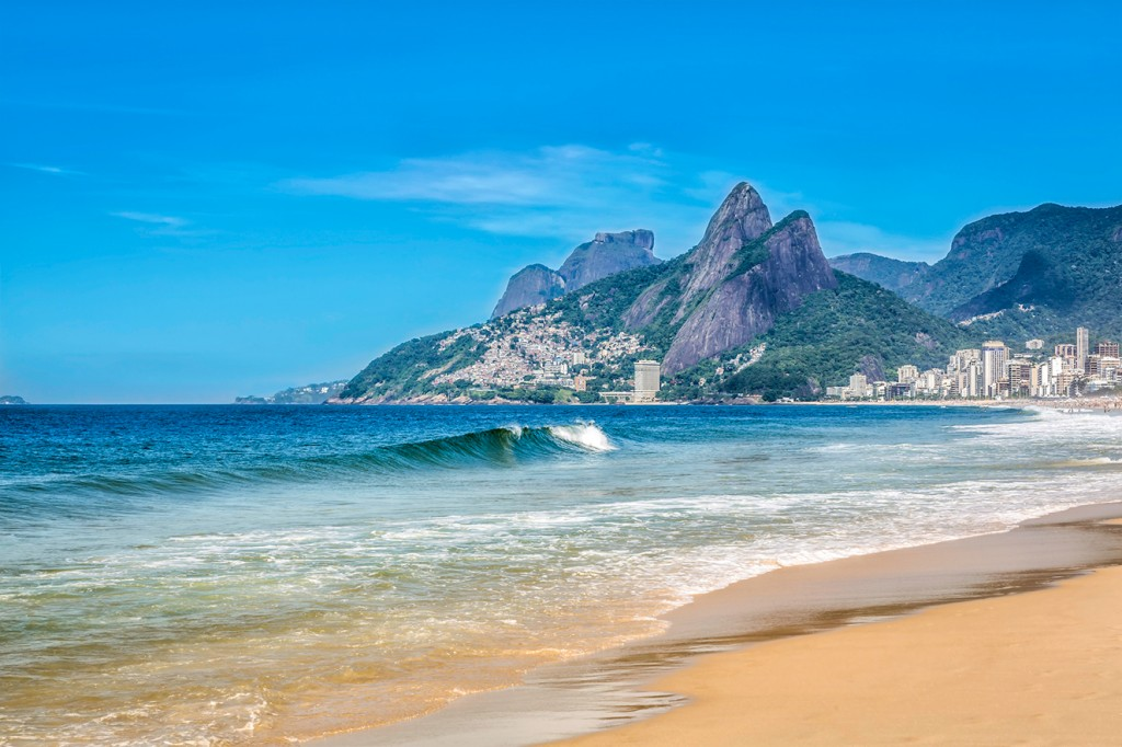 Praia- Rio Janeiro