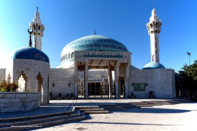 Mesquita El-Malek Abdullah Foto: misfotosdecantabria