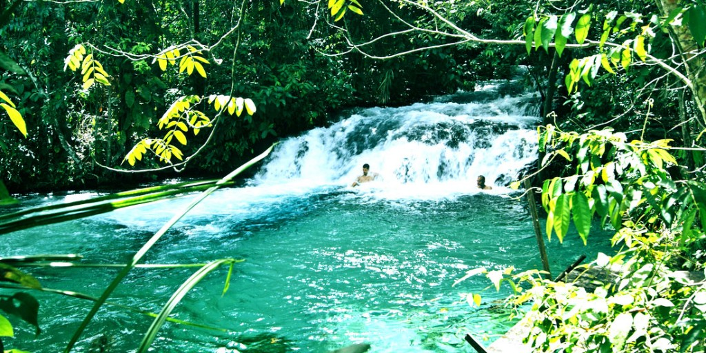 Cachoeira Rio Formiga Foto: www.turismo.to.gov.br/