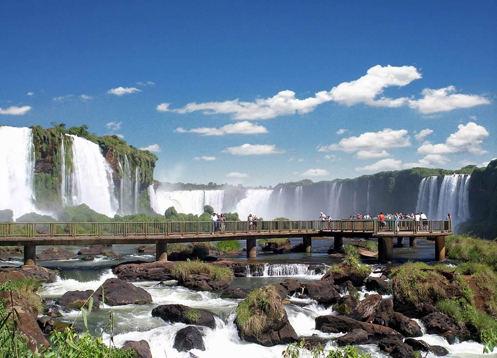 Fonte: Iguassu Convention & Visitors Bureau