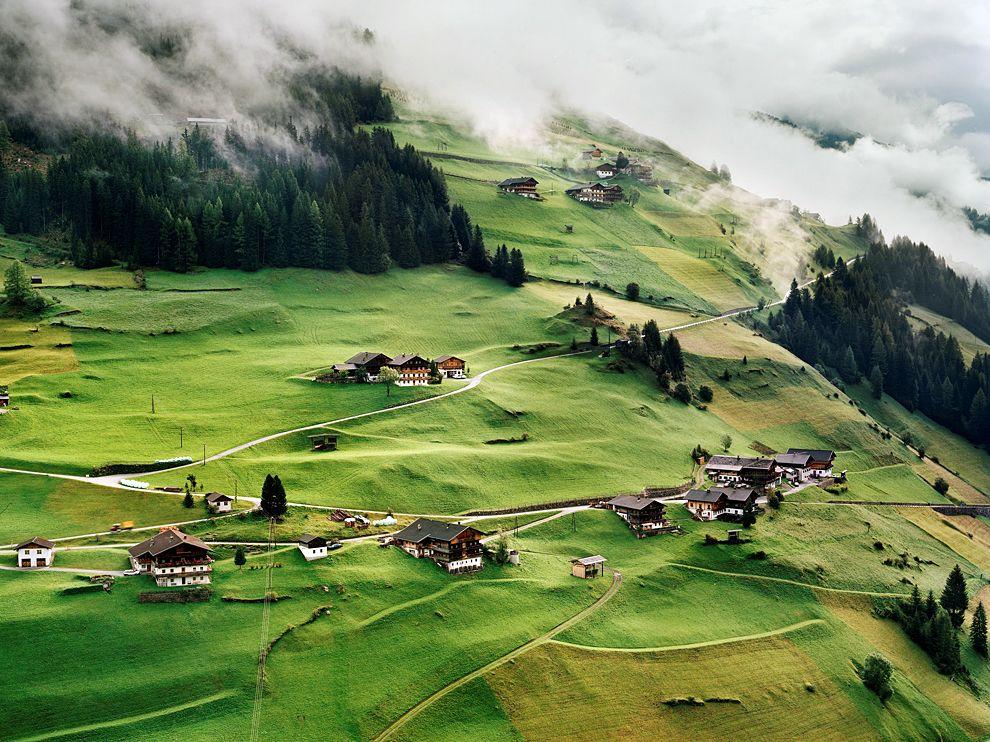 Tirol - Áustria Foto: travel.nationalgeographic.com