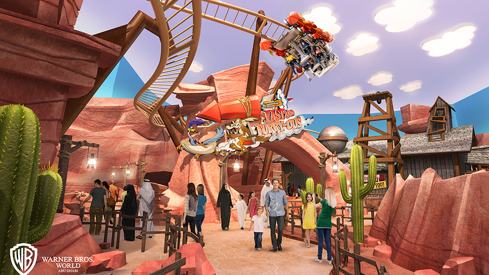 Abu Dhabi 233 A Nova Orlando Cidade Ter 225 Parque Tem 225 Tico
