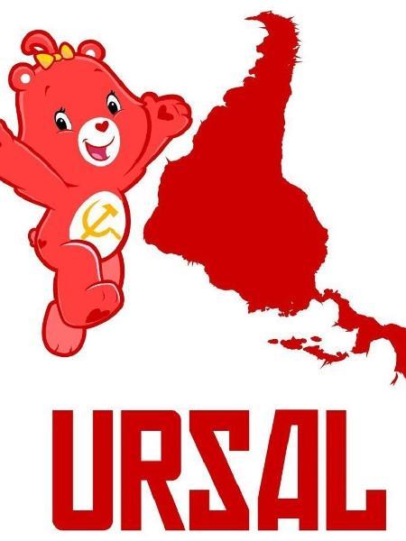 Citada por Daciolo em debate eleitoral, Ursal virou meme e até bloco de Carnaval -