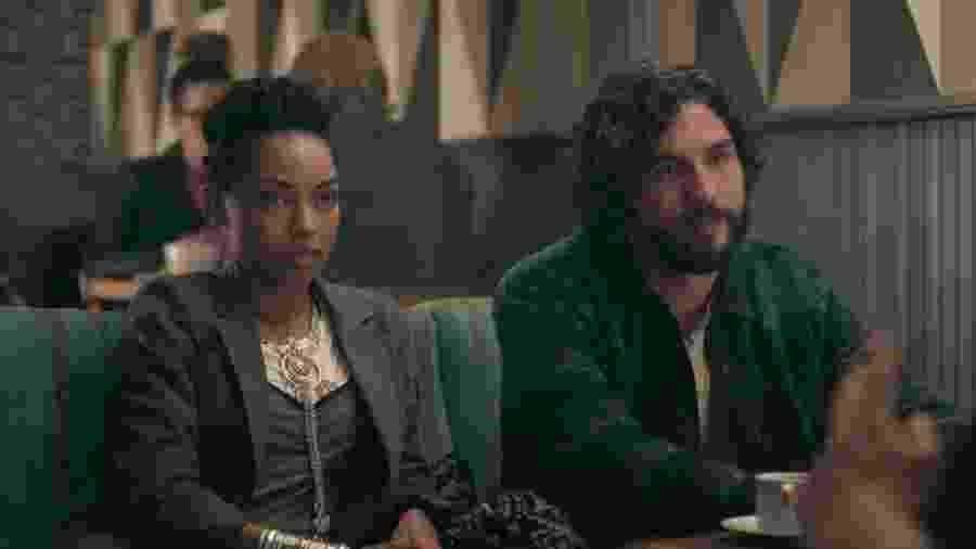 Cena de Cara Gente Branca, da Netflix - Divulgação