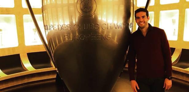 Kaká pode voltar para o Milan, desta vez como dirigente -