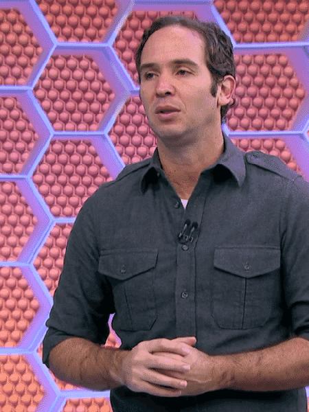 Caio Ribeiro, comentarista do Grupo Globo - false