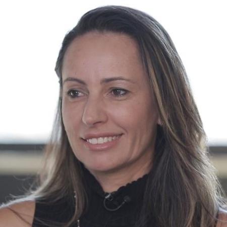 Ana Paula Henkel respondeu aos ataques de Walter Casagrande Jr. -