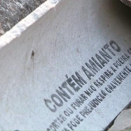 Nada justifica a mineração de uma fibra banida em mais de 60 países por recomendação expressa da Organização Mundial da Saúde (OMS). -