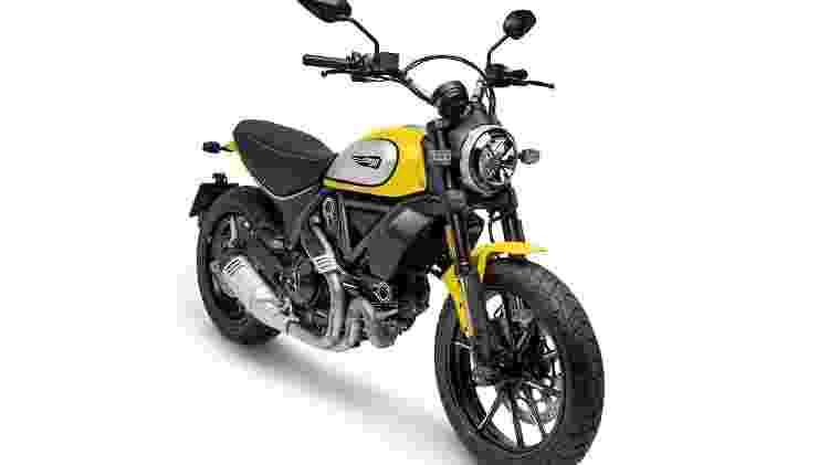 Ducati Scrambler 2020 - Divulgação - Divulgação