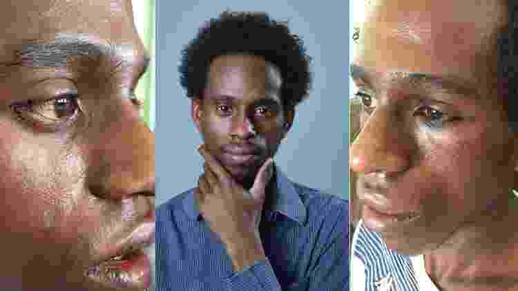 diogo cintra ator vitima do racismo -  -