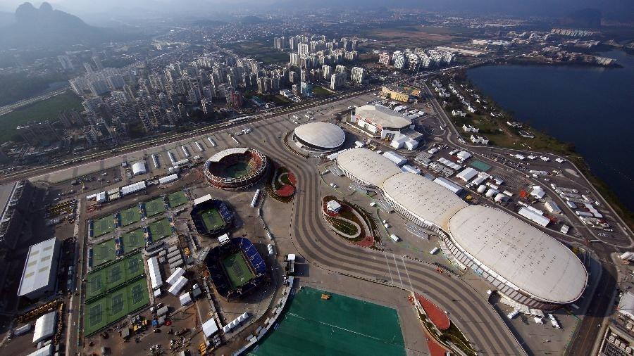 Parque Olimpico -
