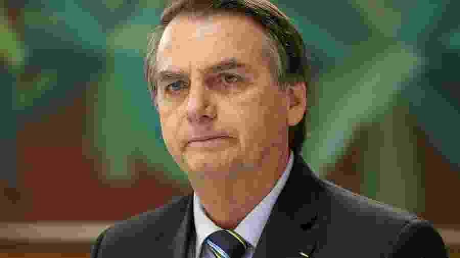 Na terça-feira, Bolsonaro teve uma reunião pela manhã com o ministro Onyx Lorenzoni (Casa Civil) para tratar da agenda do governo para os próximos dias - Foto: Marcos Corrêa/PR