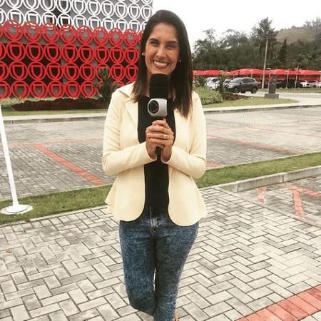 Bruna Dealtry: repórter da Record testa positivo para covid-19 e é afastada de cobertura do Campeonato Carioca - Reprodução/Instagram