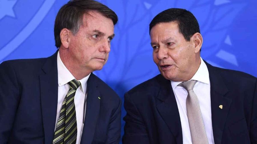 TSE compartilha com Supremo ações que miram na campanha de Bolsonaro e Mourão -