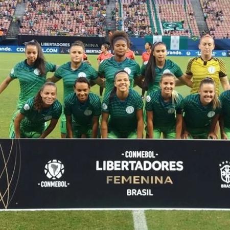 Iranduba já foi terceiro colocado na Libertadores feminina -