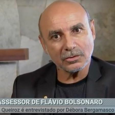 Fabrício Queiroz (foto), ex-assessor de Flávio Bolsonaro -