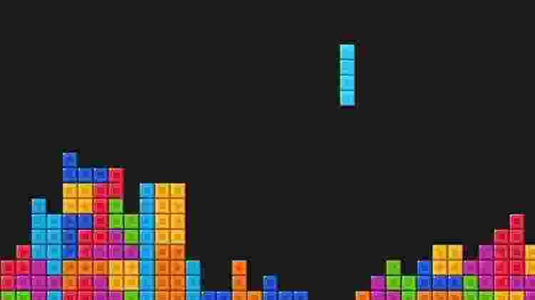 Tetris Grande - Divulgação/LostInGames - Divulgação/LostInGames