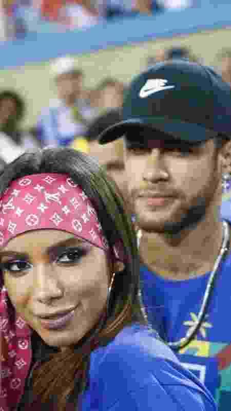 Neymar e Anitta - Marcos Ferreira/Brazil News - Marcos Ferreira/Brazil News