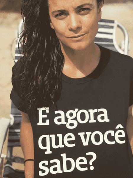 Alice Braga revelou relacionamento com a também atriz Bianca Comparato: a confirmação foi dada pelas assessorias das famosas à imprensa -