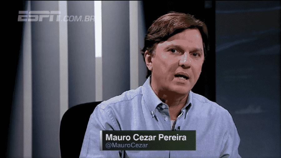 Mauro Cezar Pereira, comentarista da ESPN Brasil  - false