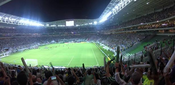 Com a liberação de novos ingressos, arena deve receber mais de 30 mil no treinamento