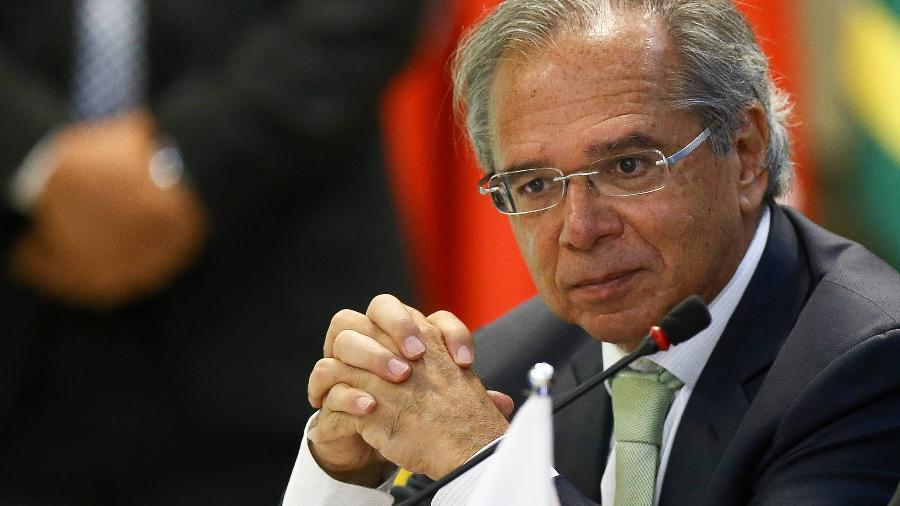 """Ministro acrescentou, no entanto, que """"carimbadores de papel"""" podem ficar estáveis só depois de 15 anos: """"Vamos debater"""" - Pedro Ladeira/Folhapress"""