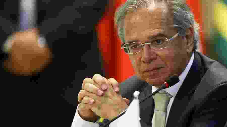 Ministro da Economia Paulo Guedes - Pedro Ladeira/Folhapress