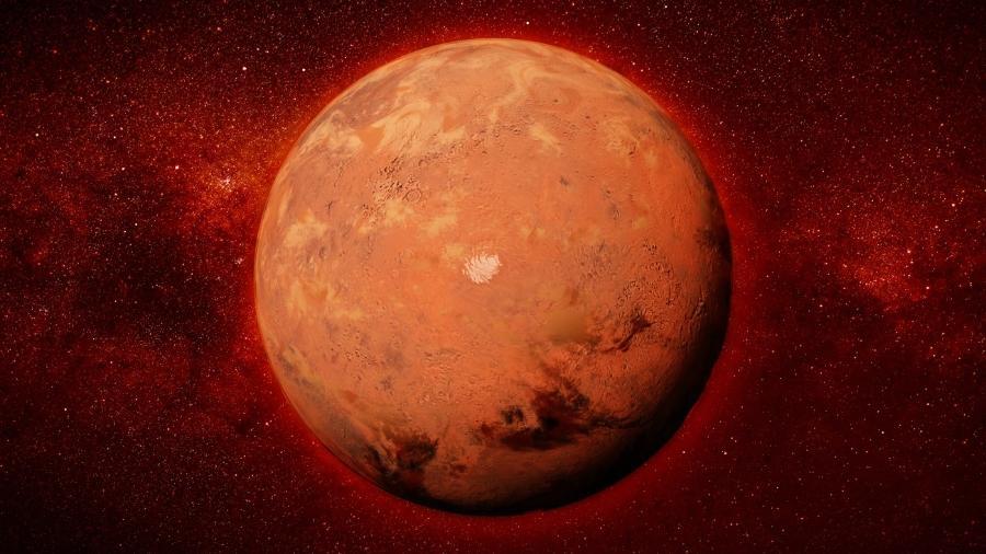 """""""Queremos pousar em Marte em 2033"""", declarou o chefe da Nasa -"""