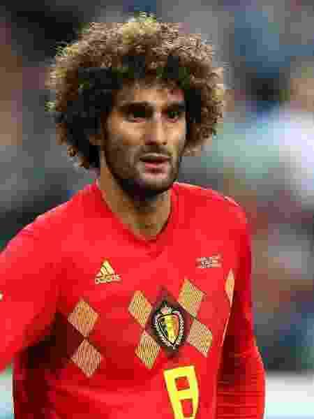 Fellaini defendeu a seleção belga por 12 anos -