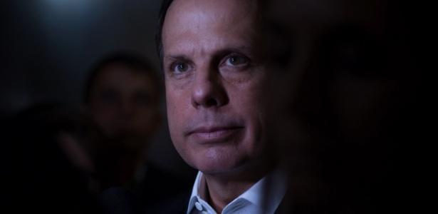 Prefeito João Doria diz que serviços on line têm que pagar imposto sobre serviços