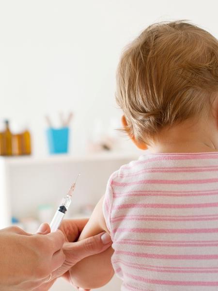 Vacina contra sarampo - False