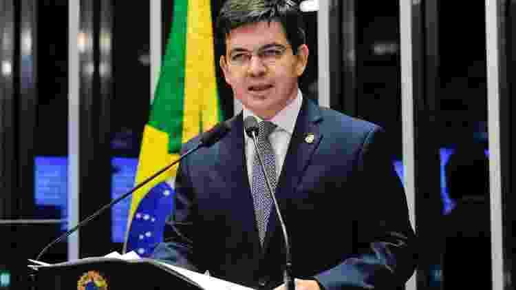 O senador Randolfe Rodrigues (Rede-AP) - false