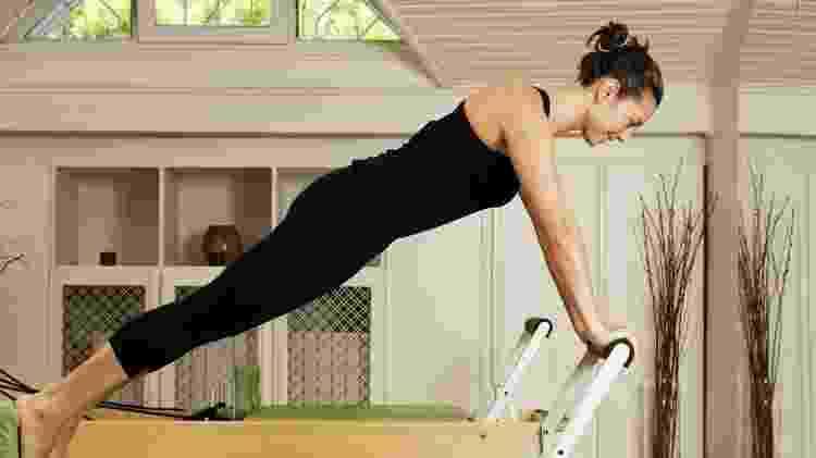 Pilates Exercise - iStock - iStock
