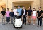Universidade dos EUA prepara sua própria versão de WALL-E