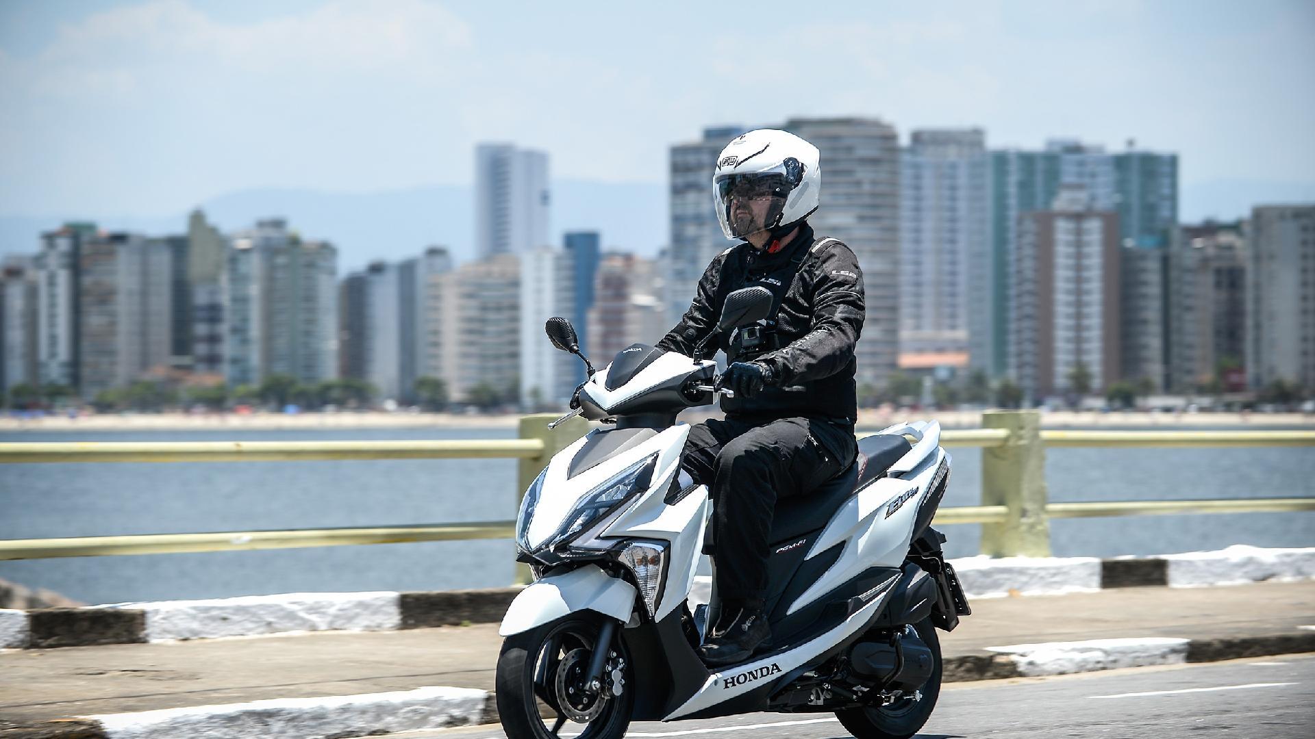 Honda lança CB 300F nos Estados Unidos