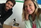"""Surfista brasileira concorre a prêmio no """"Oscar das ondas gigantes"""" - WSL/Adam Carbajal"""