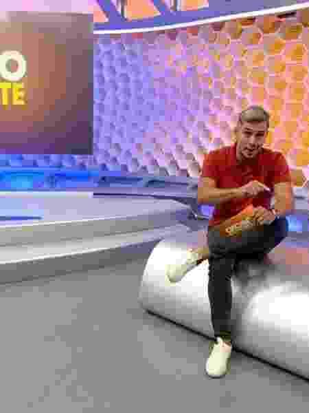 Ivan Moré não acertou com a Record  - Divulgação Globo