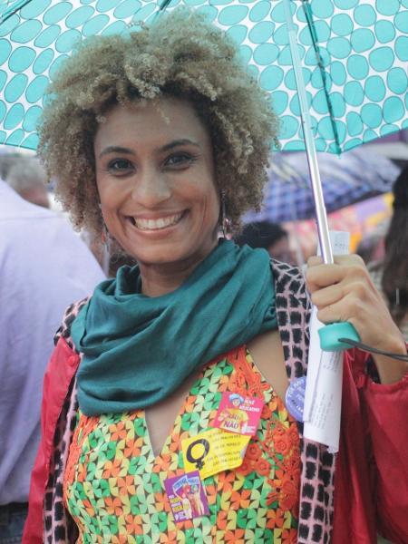 Marielle Franco - false